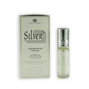 PERFUMY AL-REHAB SILVER 6ml