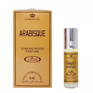 PERFUMY AL REHAB  ARABISQUE 6 ML