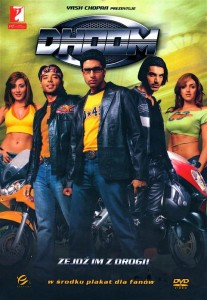 DHOOM (1 DVD)