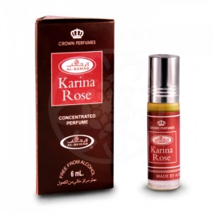 PERFUMY AL-REHAB  KARINA ROSE 6ml