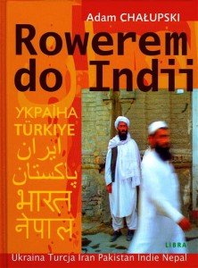 ROWEREM DO INDII