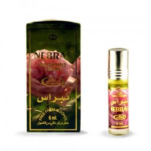 PERFUMY AL-REHAB NEBRAS 6ml
