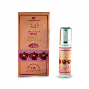 PERFUMY AL-REHAB ROSES 6ml